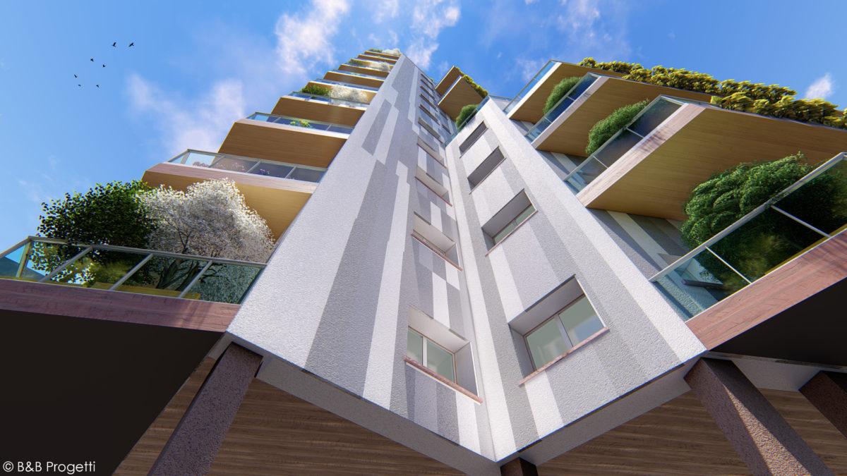 Residenza a Milano-dettaglio