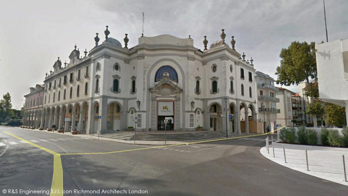 Edificio Marconi-Lido di Venezia_ vista esterna